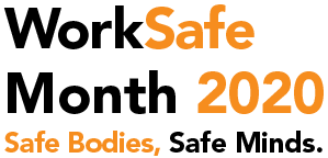 Worksafe Month 2020 Logo